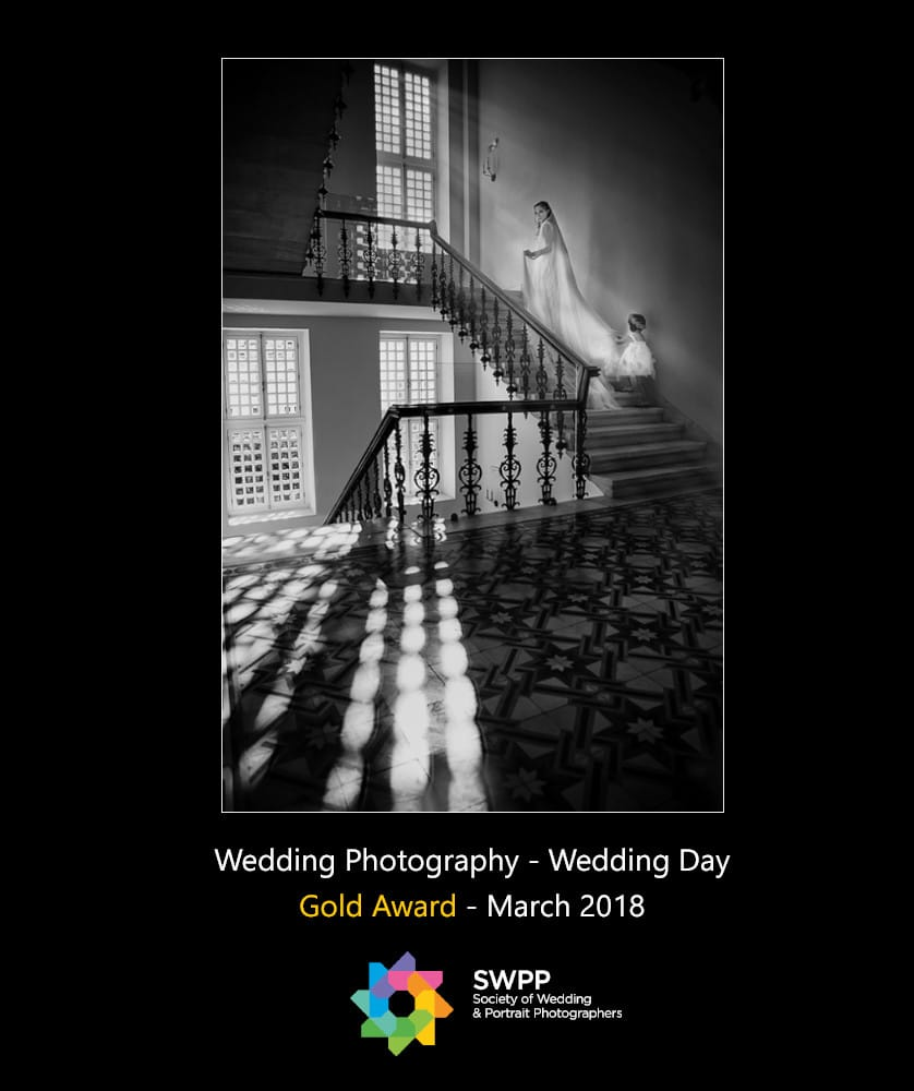 Wedding Photographer Greece  YannisLarios_SWPP-Gold_WeddingDay_Award_March2018