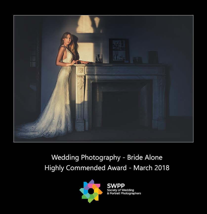 Wedding Photographer Greece  YannisLarios_SWPP-HighlyCommended_WeddingDay_Bride_Award_Template_March2018-1