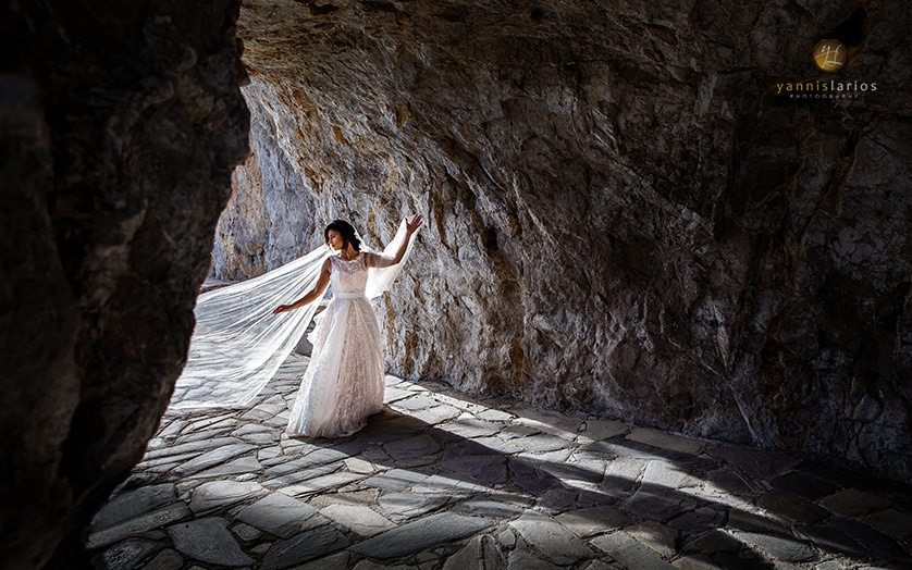 Wedding Photographer Greece i. Φωτογράφιση γάμου  bride-nafplio