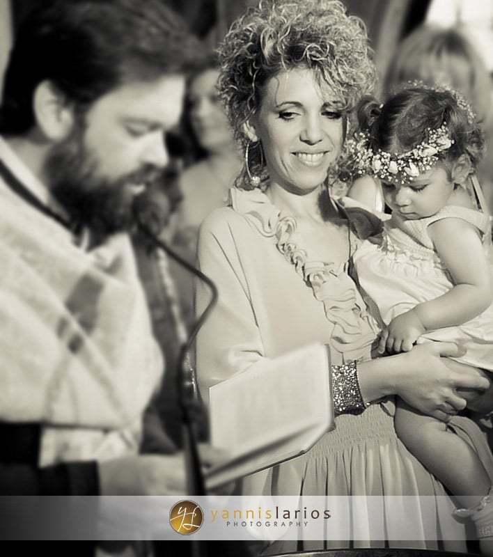 Wedding Photographer Greece ii. Φωτογράφιση Βάπτισης  Anna_christening_09_Yannis_Larios_Greek_Photographer