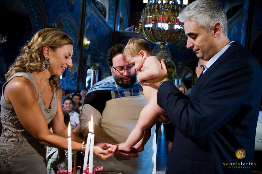 Wedding Photographer Greece ii. Φωτογράφιση Βάπτισης  photo_11