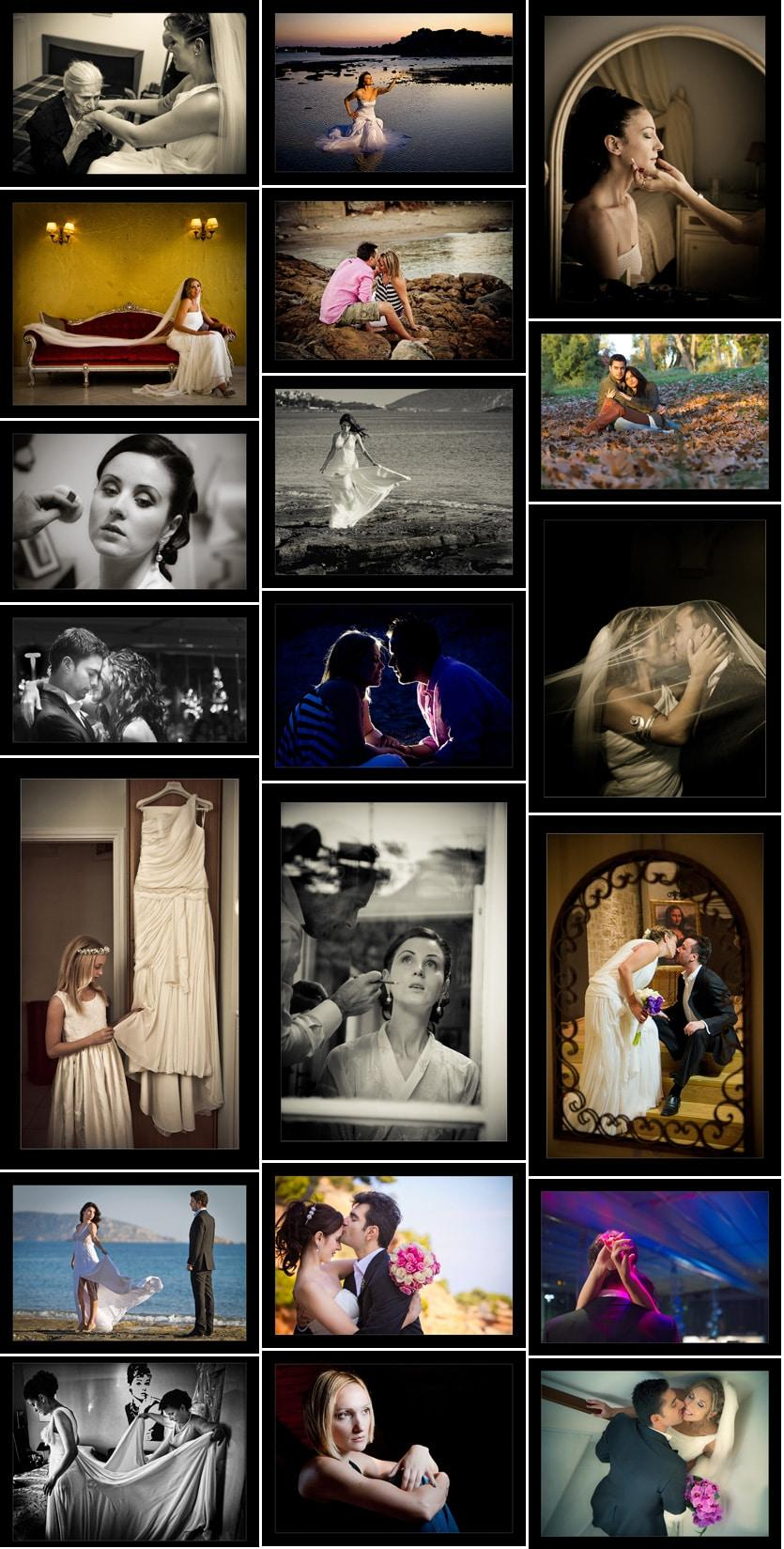 Wedding Photographer Greece i. Φωτογράφιση γάμου  LSWPP-Panel