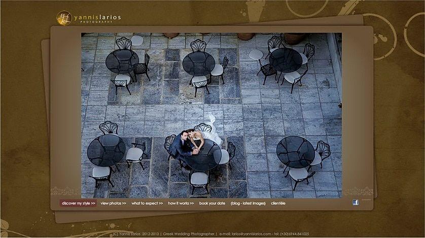 φωτογράφος γάμου Γιάννης Λάριος | Φωτογραφος γάμων Αθήνα