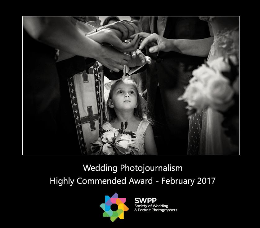 Wedding Photorgapher Greece Highly_Commended_Wedding_Photojournalism_SWPP_Feb2017 Βραβεία φωτογραφίας