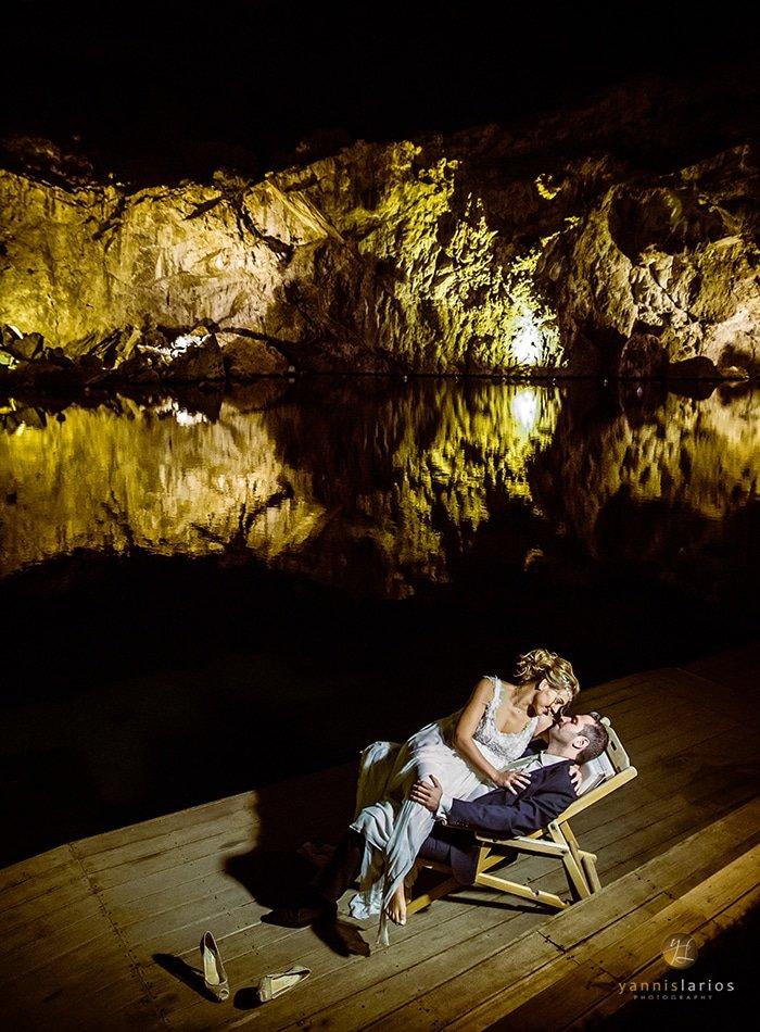 Φωτογράφιση γάμου στη Λίμνη Βουλιαγμένης - Wedding at Lake Vouliagmenis