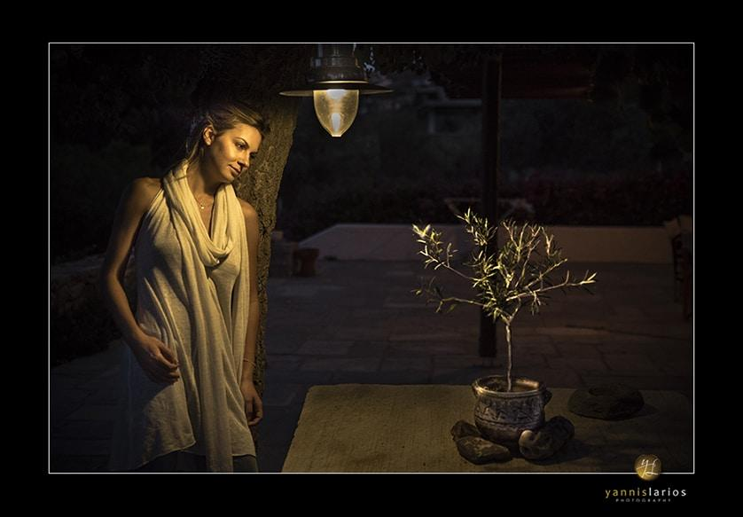 Wedding Photorgapher Greece Wedding-Portrait-photography Μια φωτογραφία της Ηρούς από τη φωτογράφιση ζευγαριού