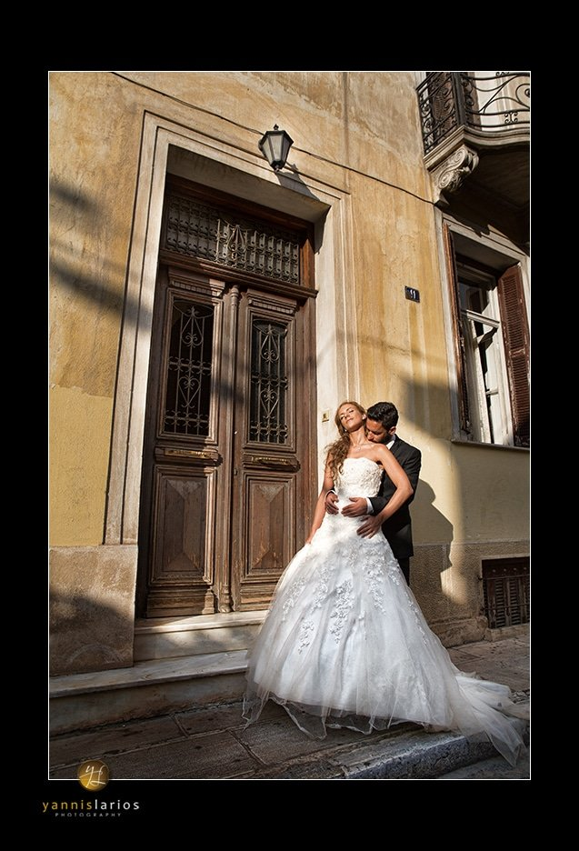 Wedding Photographer Greece i. Φωτογράφιση γάμου  plaka_f