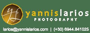 Φωτογράφος γάμου και βάπτισης Γιάννης Λάριος ASWPP | Wedding Photographer in Greece logo